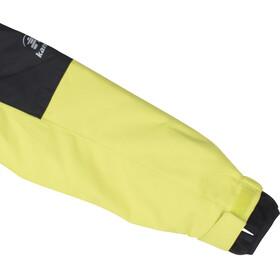 Kamik Dex Polar Chaqueta Niños, amarillo/negro
